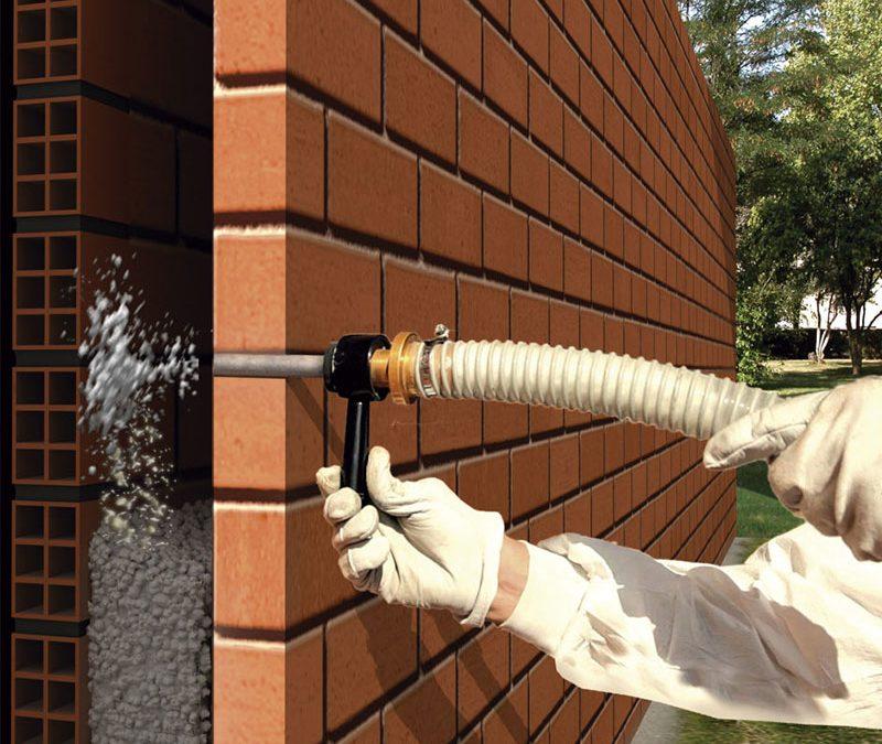 El insuflado y sus ventajas para el aislamiento térmico del hogar