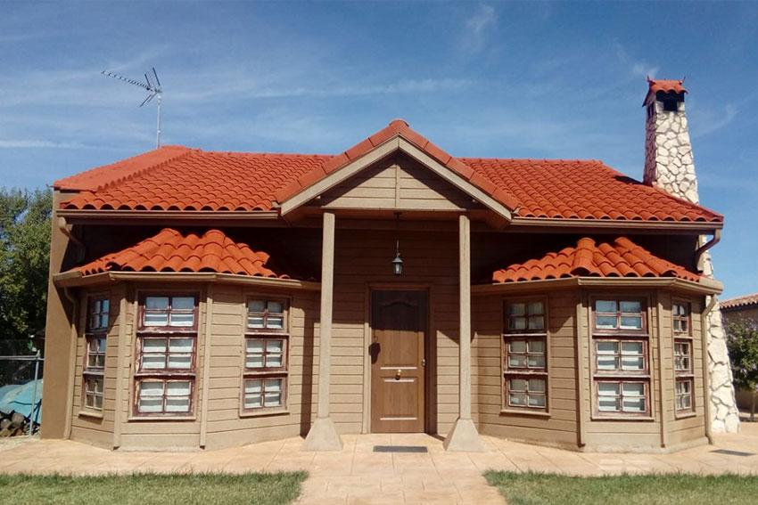 Casa unifamiliar reformada